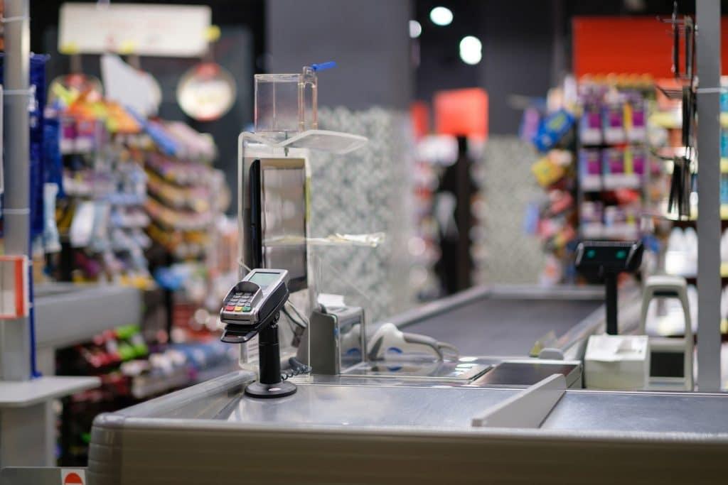 Der Kassenbereich - Mit Quengelware und Co. den Impulskauf anregen